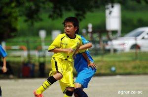 第26回クラブユース(U-14)サッカー選手権大会第8戦