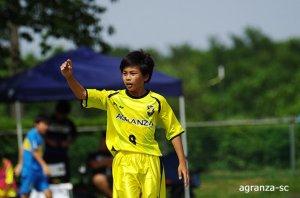 第26回クラブユース(U-14)サッカー選手権大会第9戦